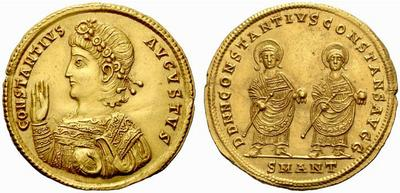 How to identify roman coins