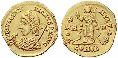 Alexandrie - Fel Temp Reparatio Maiorina Constans Useful Empire Romain 348-350